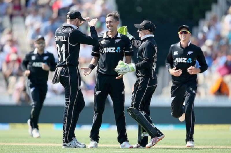 India Vs New zealand ODI cricket host beat India by 8-wicket