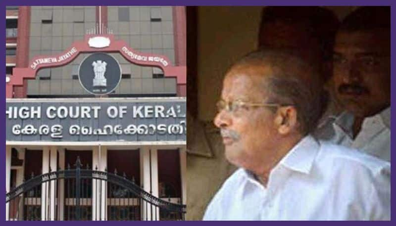 Kerala high court questions why murder convict Kunjanathan cant stay prison