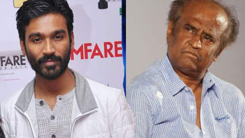 dhanush have a chance to get political post in rajinikanths party asap