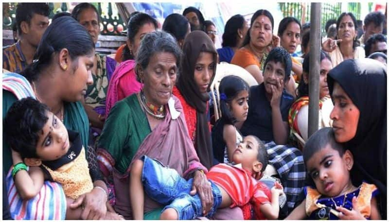 Endosulfan victims end protest govt accepts their demands