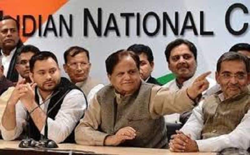 Now Congress and RJD are playing coalition, not grand alliance