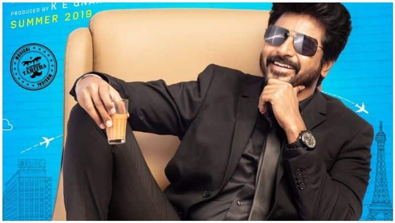 sivakarthikeyan vote issue election commission take action