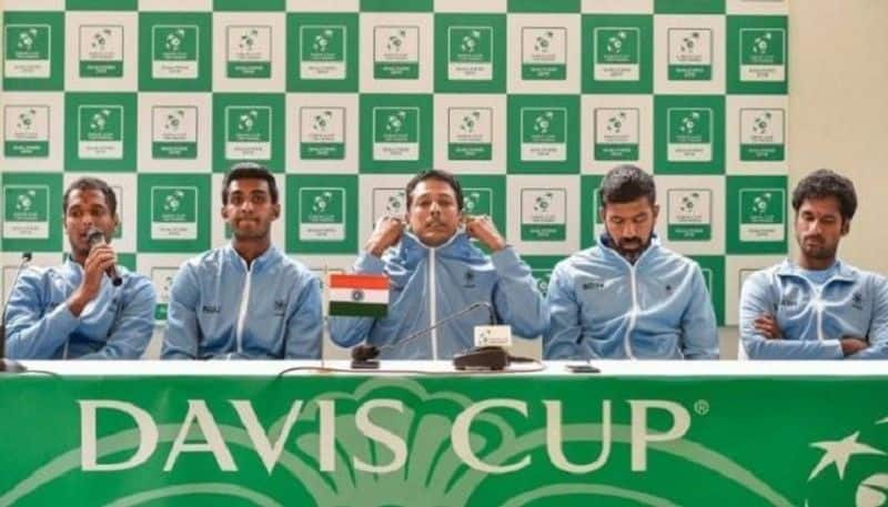 Davis Cup India tennis team does not want travel Pakistan