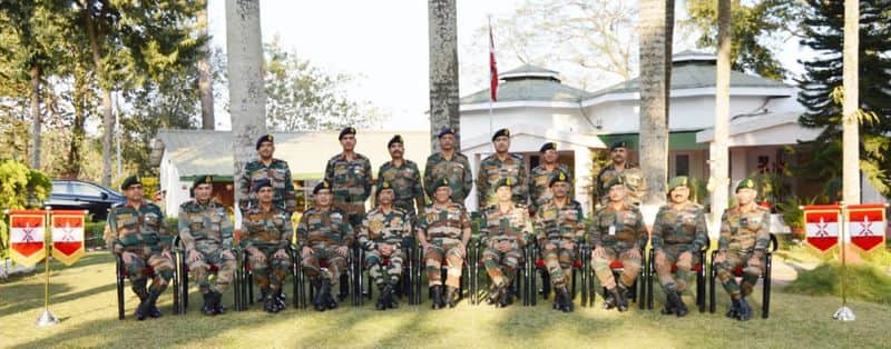Army Chief reviews operational preparedness during his two-day visit to Northeast