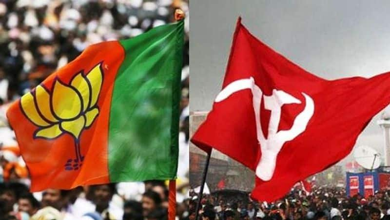 CPM assault continues  Kerala two BJP workers hacked