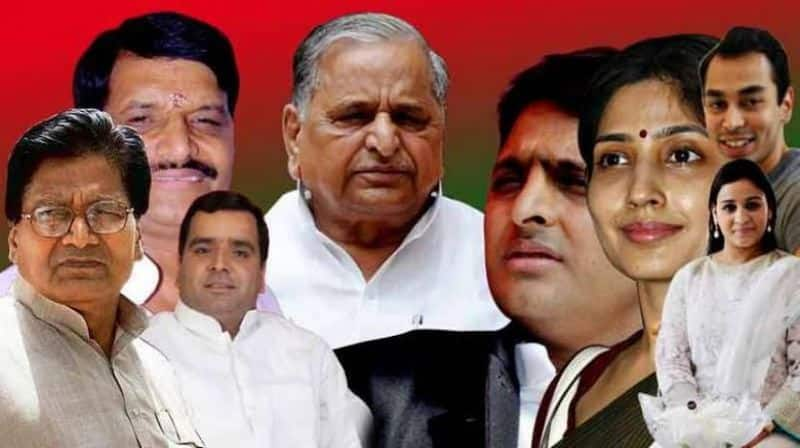 Rebellion is going to happen again in Mulayam family!