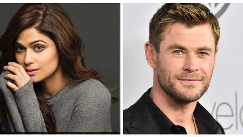 Thor aka Chris Hemsworths birthday wishes for Shamita has sister Shilpa Shetty feeling very jealous