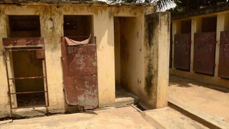 Madhya Pradesh Students made to clean toilets for extra marks in Khandwa district