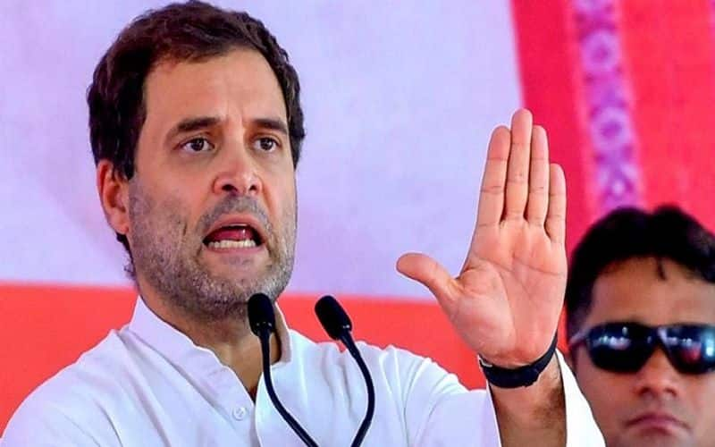 Rahul Gandhi will meet today with election commission regarding EVM, commission will give presentation to political parties