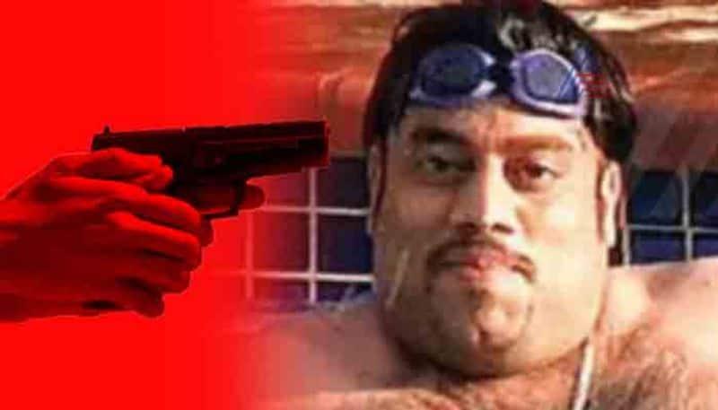 ccb arrested Gangster Ravi Pujari close associate in mangalore