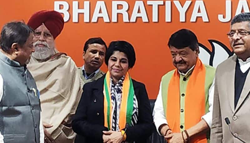 Amid Mamta-CBI row, former IPS officer of West Bengal Bharati Ghosh joins BJP
