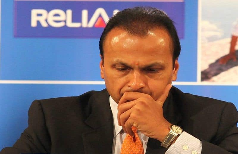 Anil Ambani going to bankrupt, rcom share in lowest level ever