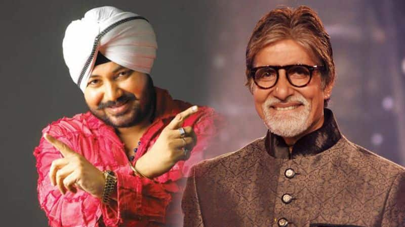 BOLLYWOOD SUPERSTAR AMITABH BACHCHAN WAITED FOR DALER MEHNDI TO DO SHOOT TOGETHER