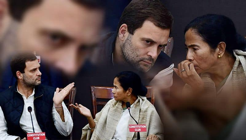 Congress will protest against Mamta Banarjee in west bengal