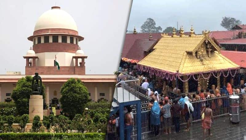 Supreme court start hearing review petition on Sabrimala Issue, Kerala Government is opposing