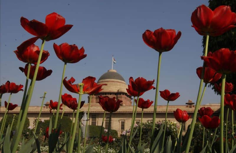 mughal garden open today for common people