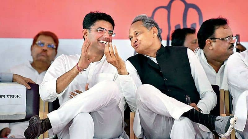Sachin pilot asked to worker he will no demand ticket for his family
