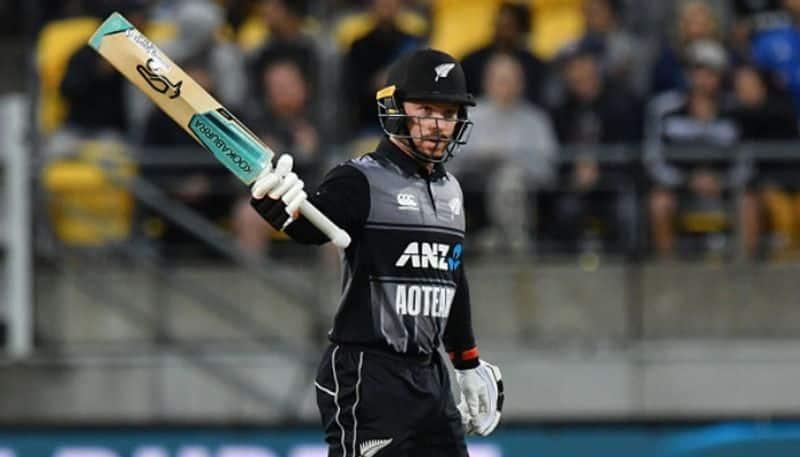 India vs New Zealand, 1st T20I: Seifert smashes 84; Rohit & Co need 220 to win