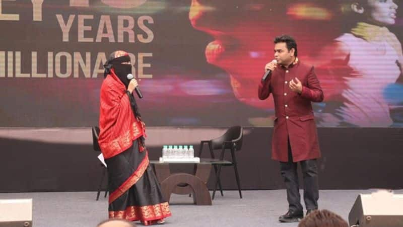 Freedome to choose AR Rahman claps back at trolls attacking his daughter for wearing niqab