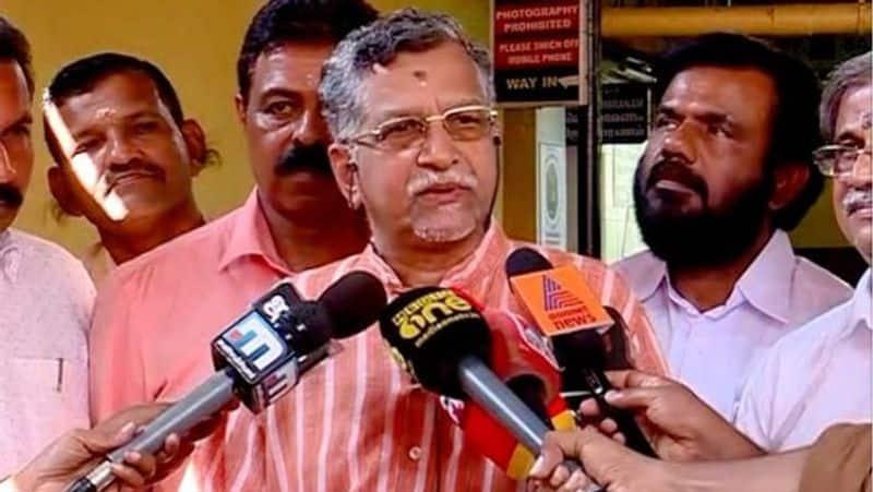 Sabarimala Pandalam royal family lash out at Devaswom Board and LDF government