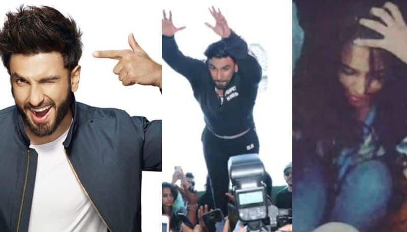 Watch: Ranveer Singh's obsession with crowdsurfing is leaving fans hurt