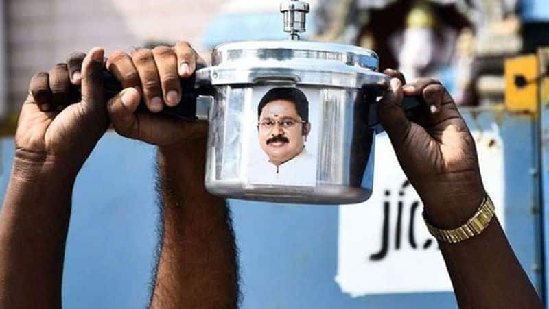 Supreme court refuse to give pressure cooker election symbol ti Dinakaran