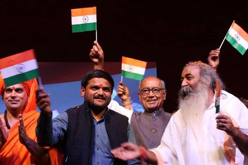 Hardik patel will contest general election congress ticket