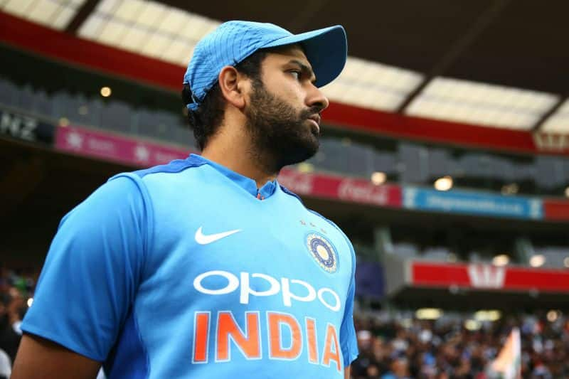 virat kohlis action confirmed cold war with rohit sharma
