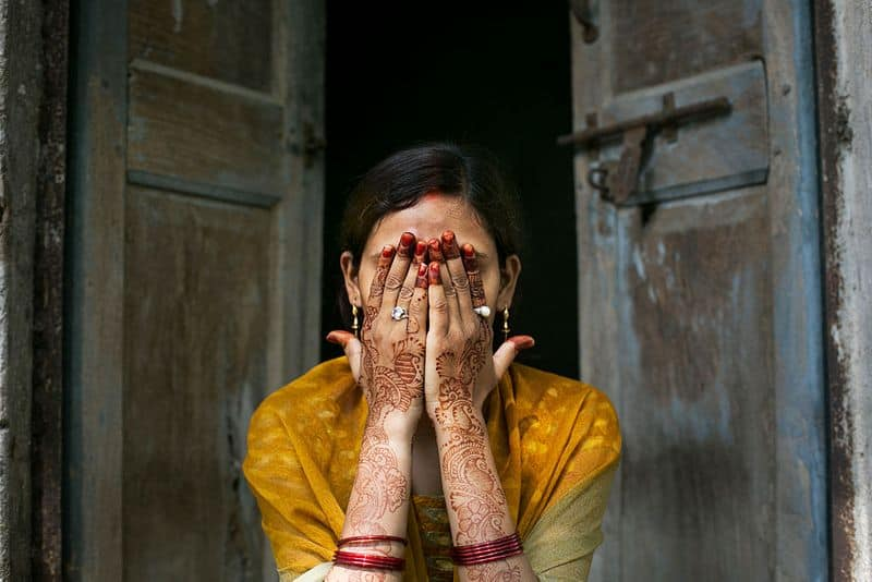 child marriage numbers are decreasing in india