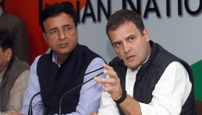 Reliance Defence rubbishes Rahul's charge: Proposed MoU not about Rafale