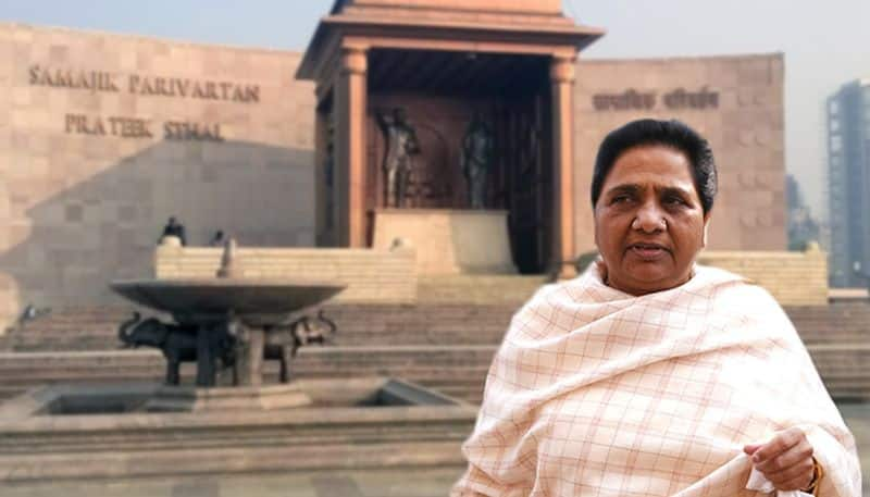 Mayawati may have to pay back people money spent on her own statues: Supreme Court