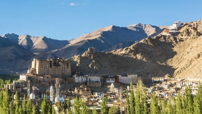 Ladakh has announced third Administrative division of Jammu Kashmir