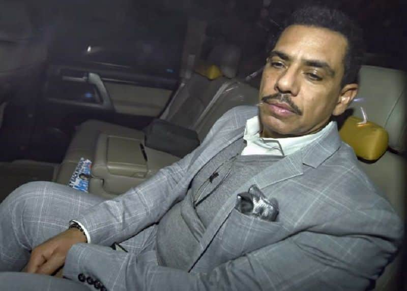 ED interrogating with Vadra in office, third time Ed call Vadra in office