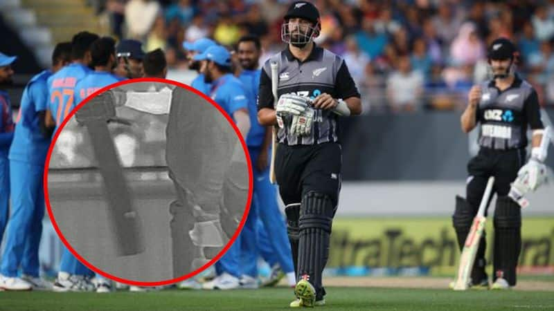 India vs New Zealand: DRS controversy erupts as third umpire makes horror decision