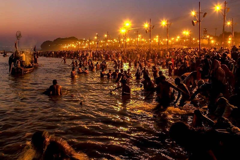Allahabad High Court asked Mela officer if the restriction photography at 100 meters, how photography is being in Kumbh