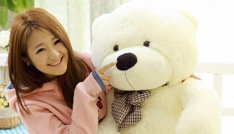 why lovers giving teddy bear as gift