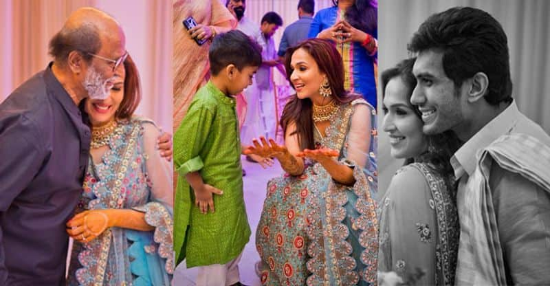 Soundarya Rajinikanth pregnant with second child Superstar to become grandfather soon vcs