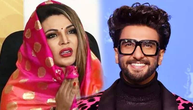 Rakhi Sawant is a rockstar says Ranveer Singh