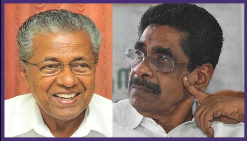 mullappally ramachandran against government decision to provide liquor as parcel