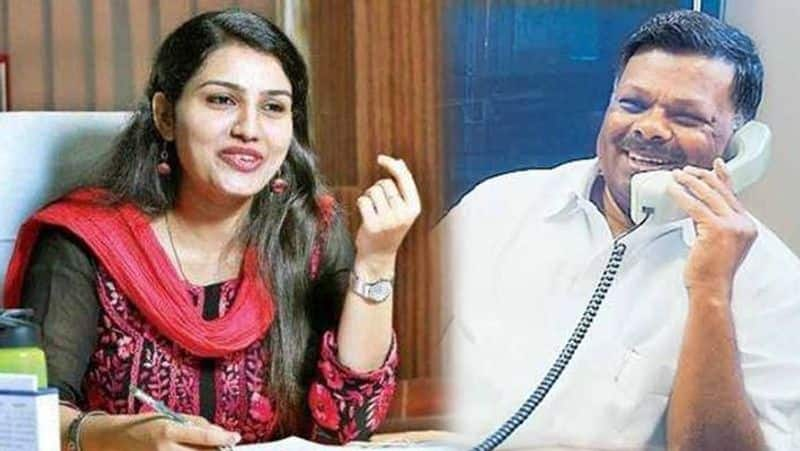 CPM MLA abuses woman subcollector Kerala faces legal action