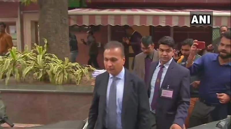 Anil Ambani present himself in court in Defamation case