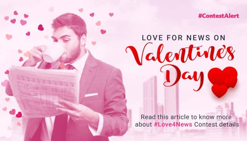 Valentines Day MyNation gives people an opportunity to be the news maker
