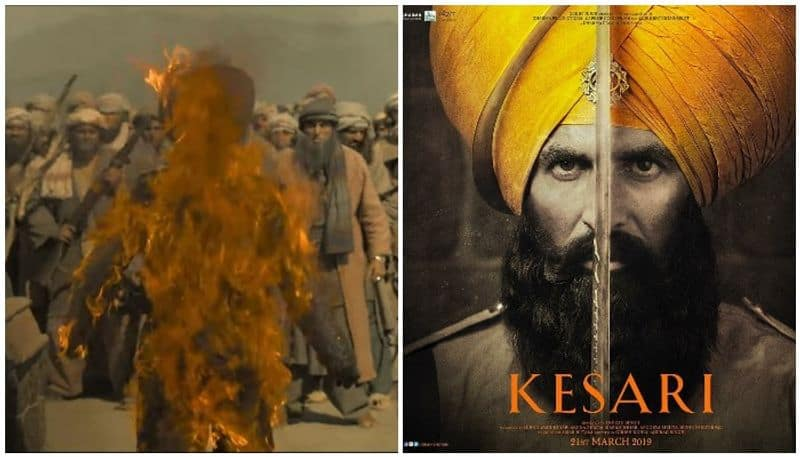 akshay kumar 'kesari' movie first making video out