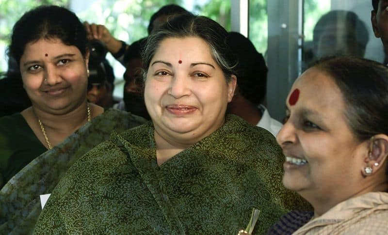 Supreme court stays probe in former tamilnadu CM jayalalitha death