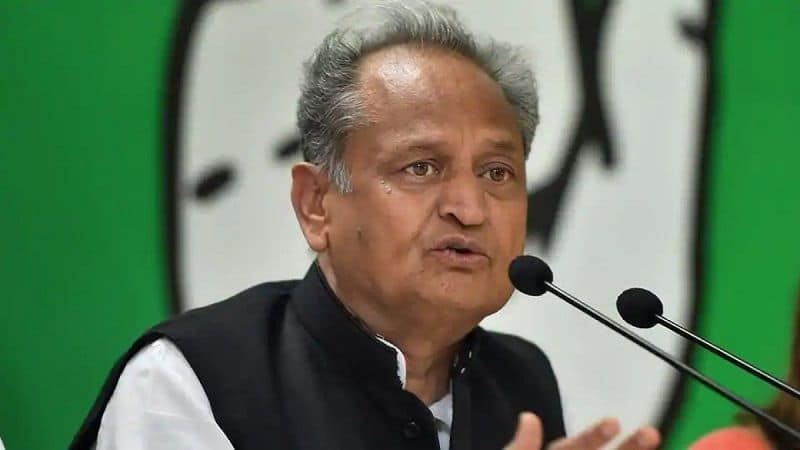 Ashok Gehlot announced five percent reservation to Gujjar community in Rajasthan