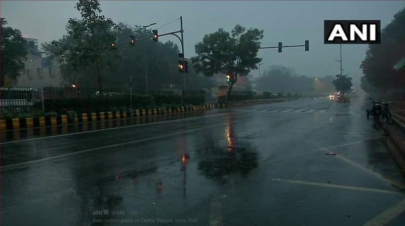 Valentine day: in delhi ncr weather change and heavy rainfall