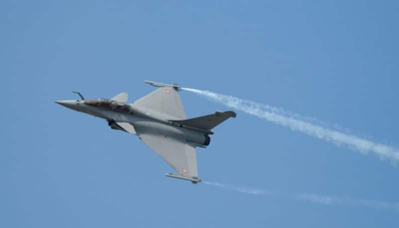 Rajnath Singh to meet French President Macron before receiving first Rafale jet