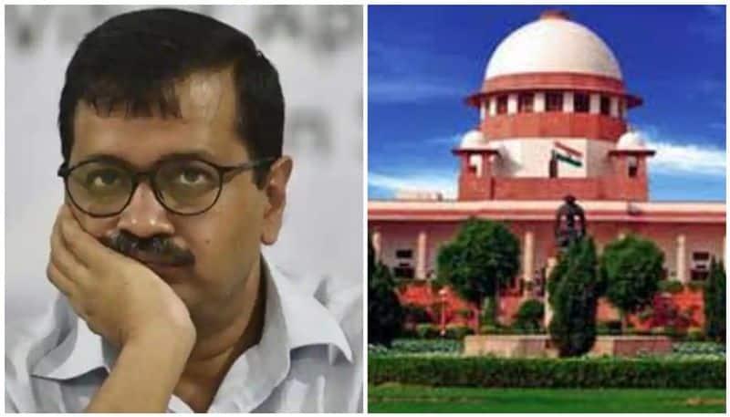 Supreme Court shocks Delhi Kejriwal government