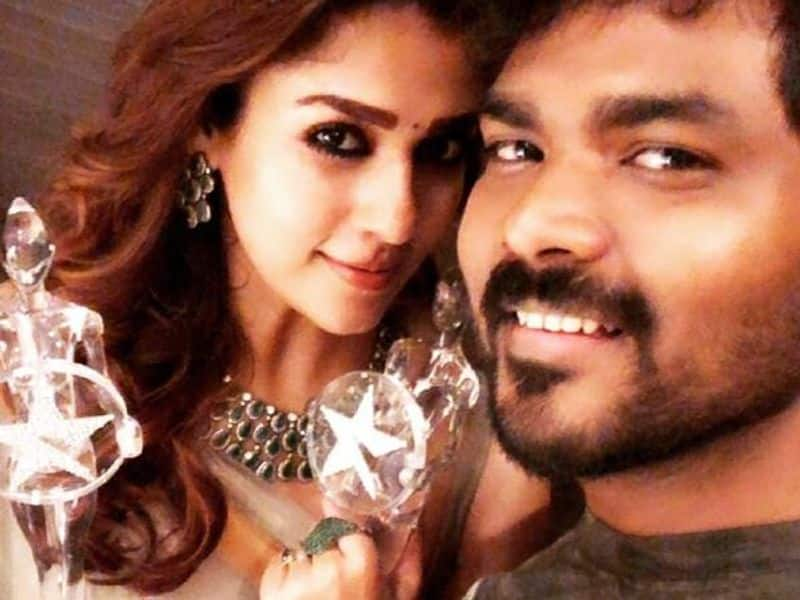 no byers for nayanthara movie
