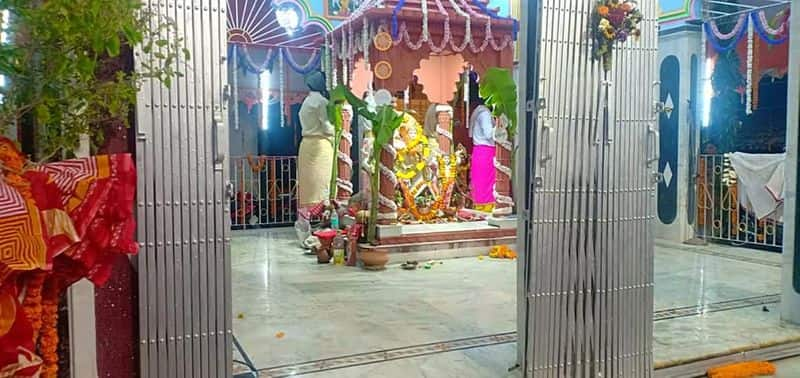 Bengal Police attack Hindu temple in the name of implementing loudspeaker ban
